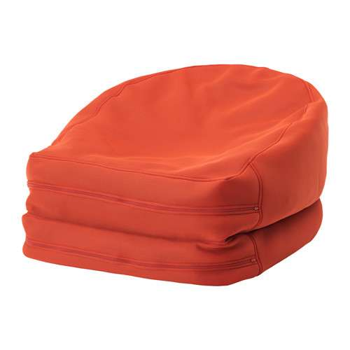 Ikea Sitzsack Bussan In Orange Mydealzde