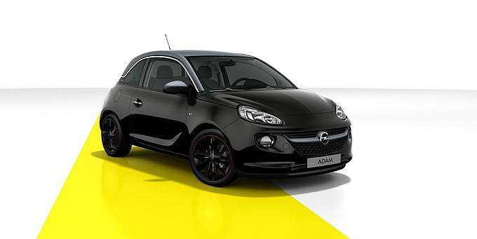 opel adam leasing f r 189 58 euro im monat brutto inkl. Black Bedroom Furniture Sets. Home Design Ideas