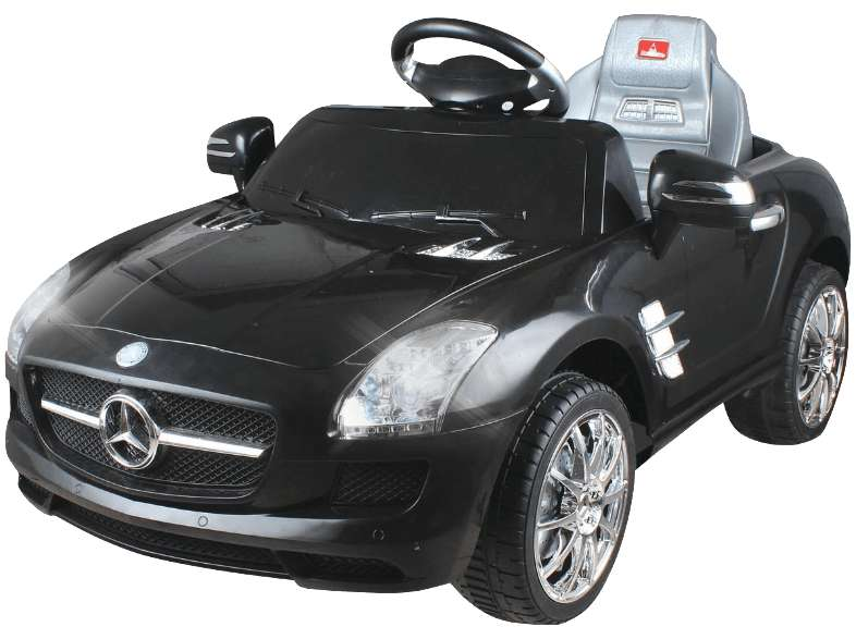 mercedes sls amg batteriebetriebenes kinderauto f r 77. Black Bedroom Furniture Sets. Home Design Ideas