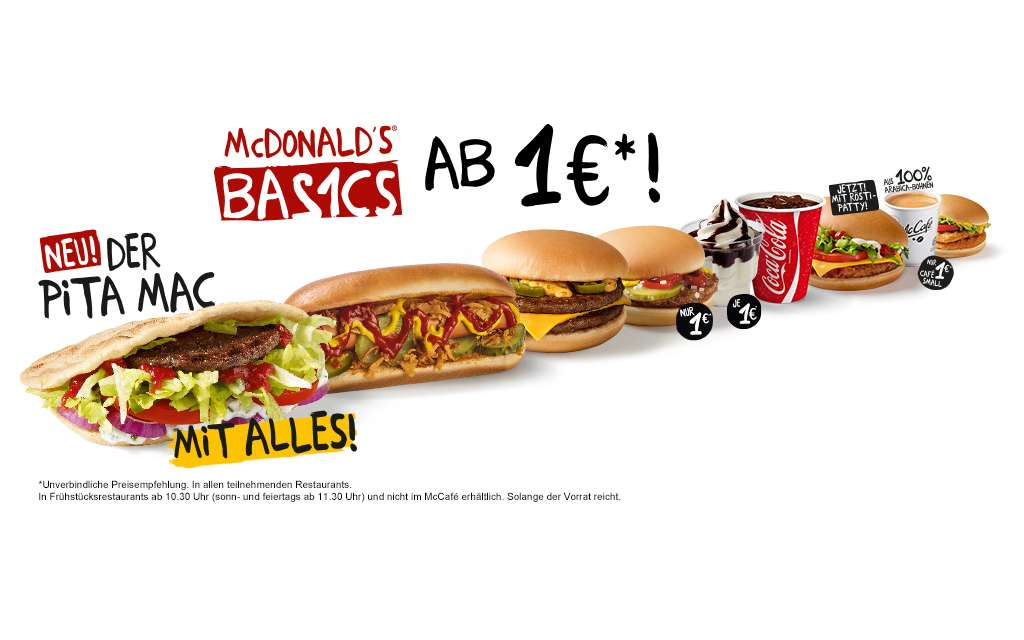 Mcdonalds Tages Coupons Ab 2202 Mydealzde