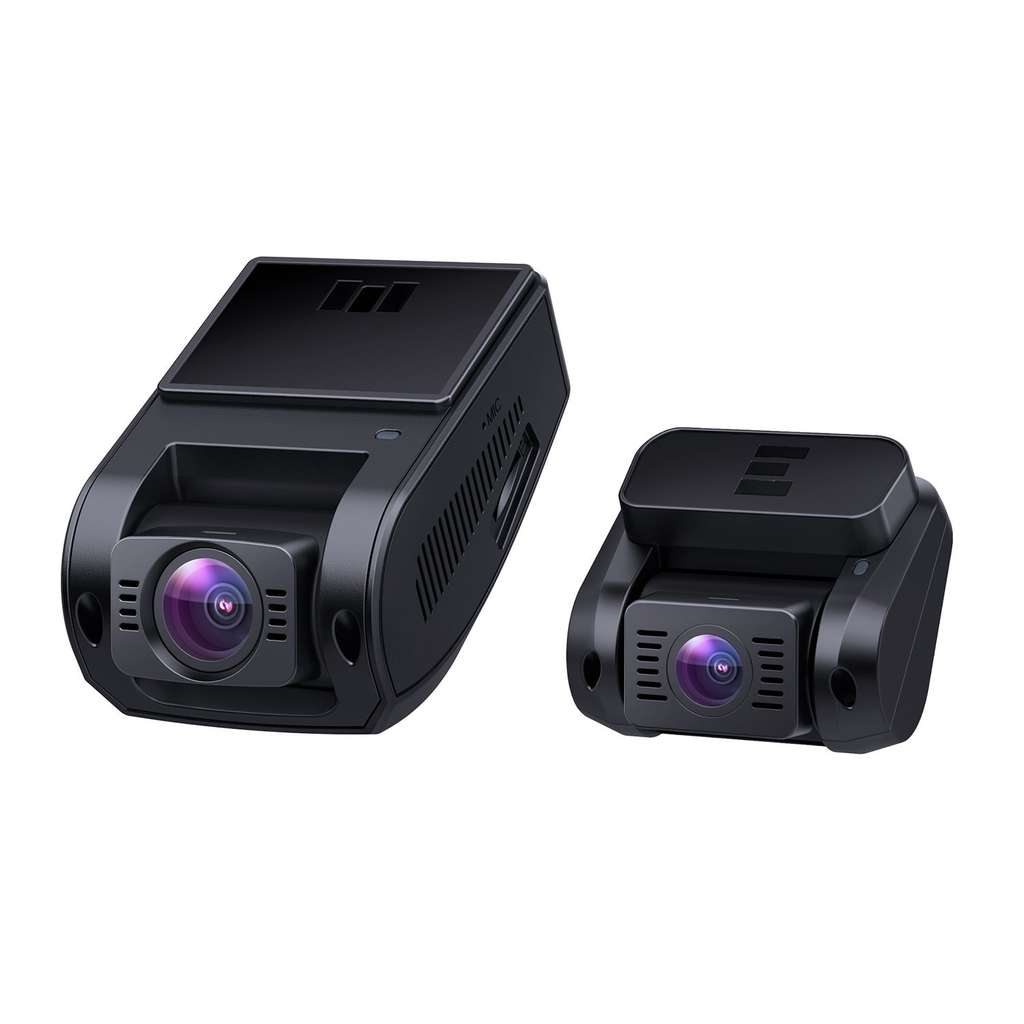 aukey dashcam dual 1080p front und r ck autokamera. Black Bedroom Furniture Sets. Home Design Ideas