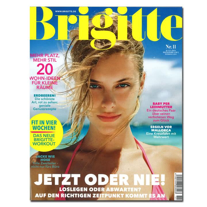 Brigitte Geschenkabo leserservice brigitte abo 28 ausgaben für 83 mit 90 amazon