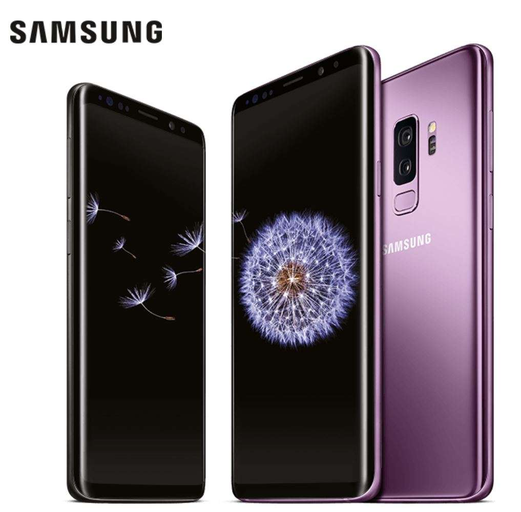 mediamarkt samsung galaxy s9 s9 f r 697 30. Black Bedroom Furniture Sets. Home Design Ideas