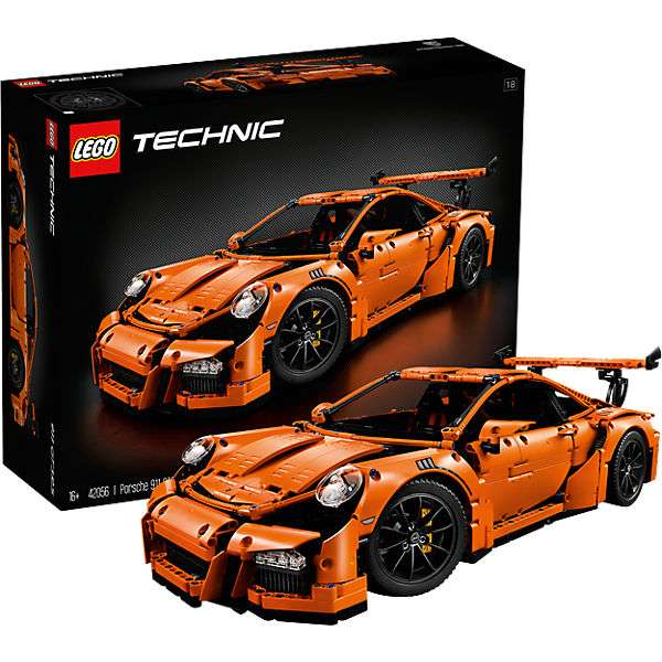 mytoys lego technic porsche 911 gt3 rs 42056. Black Bedroom Furniture Sets. Home Design Ideas