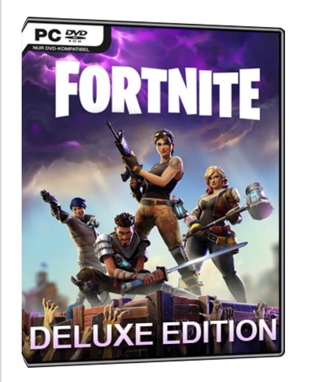 Fortnite Rette die Welt Deluxe Paket PC - mydealz.de