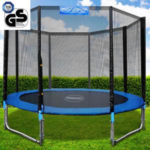 preis leistungs trampolin von monzana d 244 cm. Black Bedroom Furniture Sets. Home Design Ideas