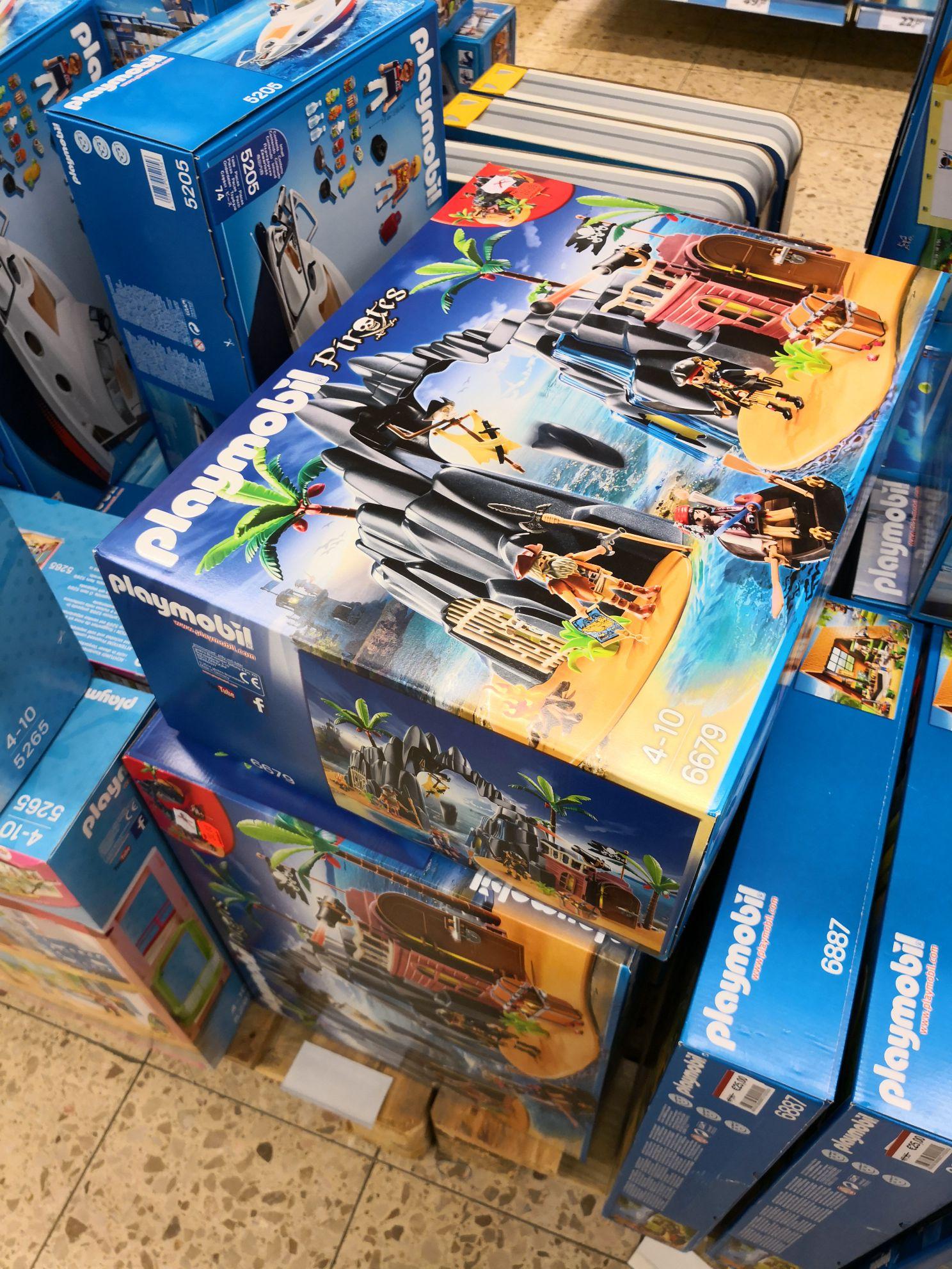 [real](lokal? - 84347 Pfarrkirchen) diverse Playmobil