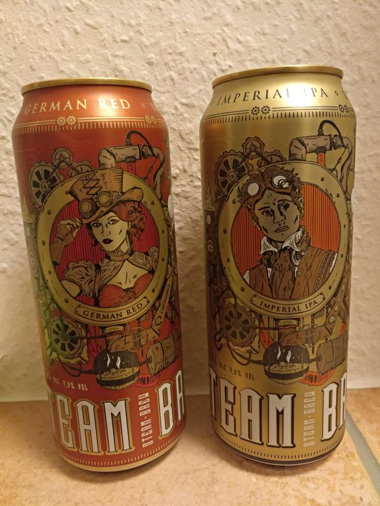 Lidl Steam Brew Craftbiere Bei Lidl Imperial Ipa