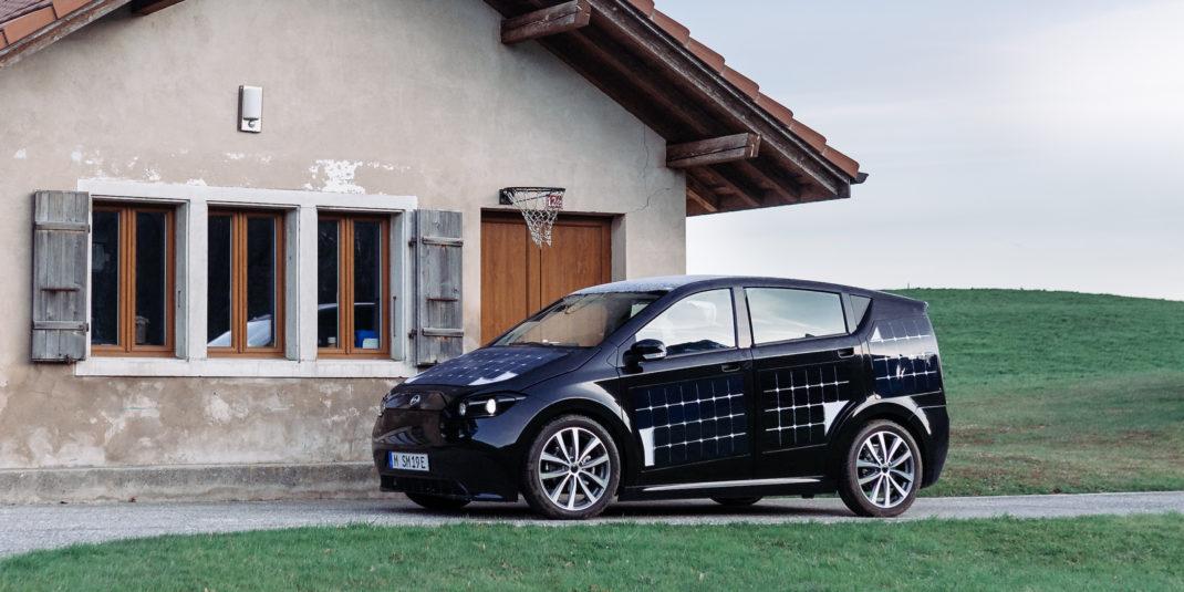 elektro pv mini van sion sonomotors vorbesteller rabatt aktion auslieferung 2019. Black Bedroom Furniture Sets. Home Design Ideas