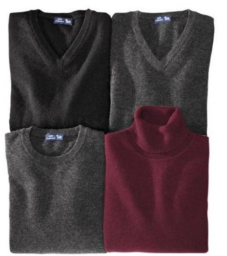 herren damen 100 kaschmir pullover lidl f r 44 99 euro. Black Bedroom Furniture Sets. Home Design Ideas