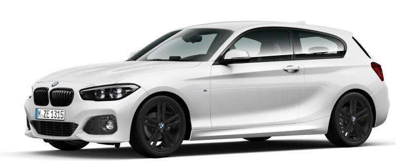 bmw leasing 118 i 3 t rer edition m sport shadow 18 zoll. Black Bedroom Furniture Sets. Home Design Ideas