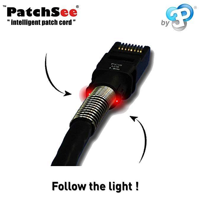 Dexlan - Patchsee-FT CAT6 FTPA Patchsee-Kabel-– Schwarz - mydealz.de