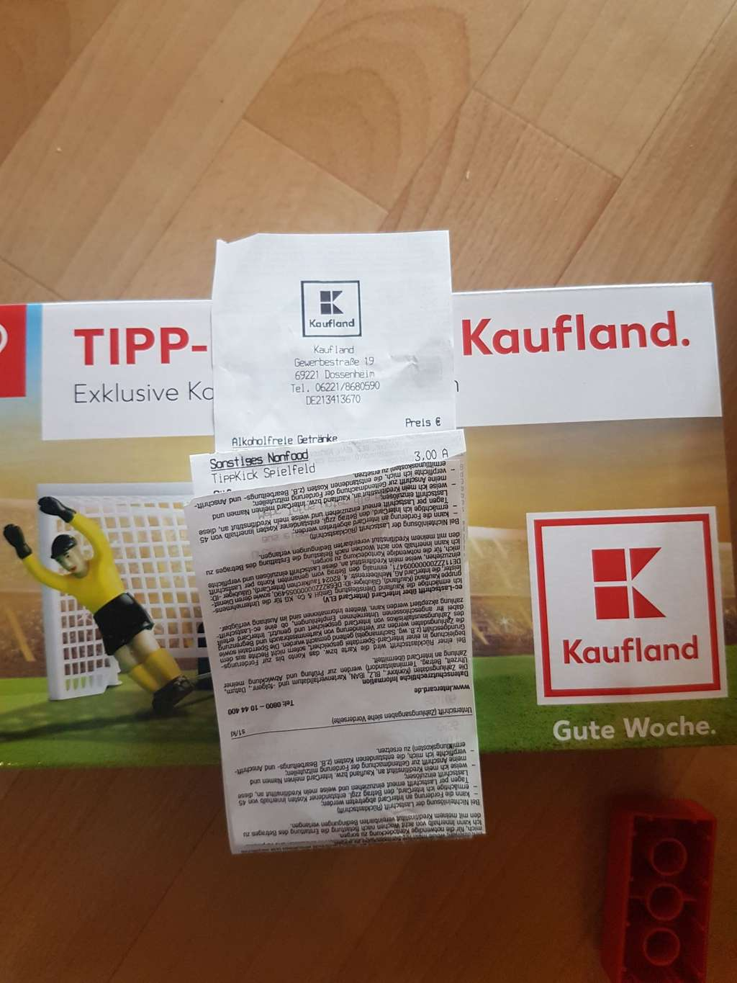 Kaufland Tipp-Kick-Feld - mydealz.de