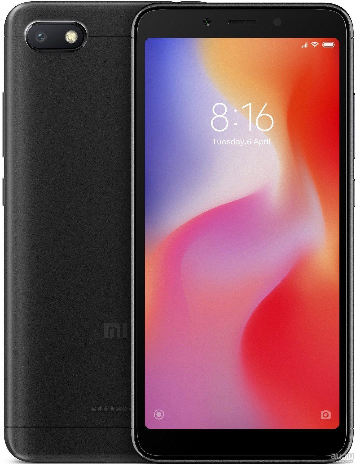Xiaomi Redmi 6a Global Version Mit Band 20 Für 7699 Inkl