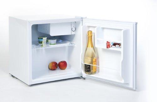 Kleiner Kühlschrank Ohne Geräusche : Comfee kb mini kühlschrank a cm höhe l weiß