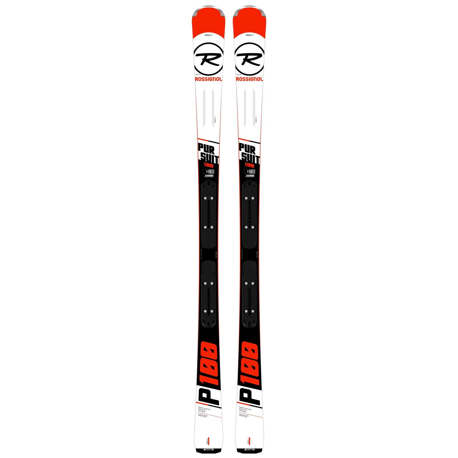 2d2140c6f Rossignol Pursuit 100 RTL Carving Ski 18/19 + XPRESS 10 B83 Bindung -  mydealz.de