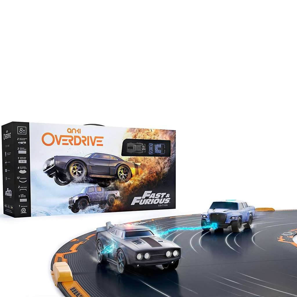 amazon anki overdrive fast und furious edition. Black Bedroom Furniture Sets. Home Design Ideas