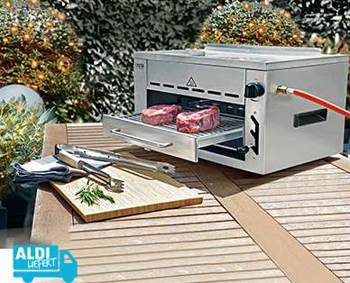 Aldi Gasgrill Mydealz : Lokal aldi süd the return of the beefmaker versand deutschlandweit