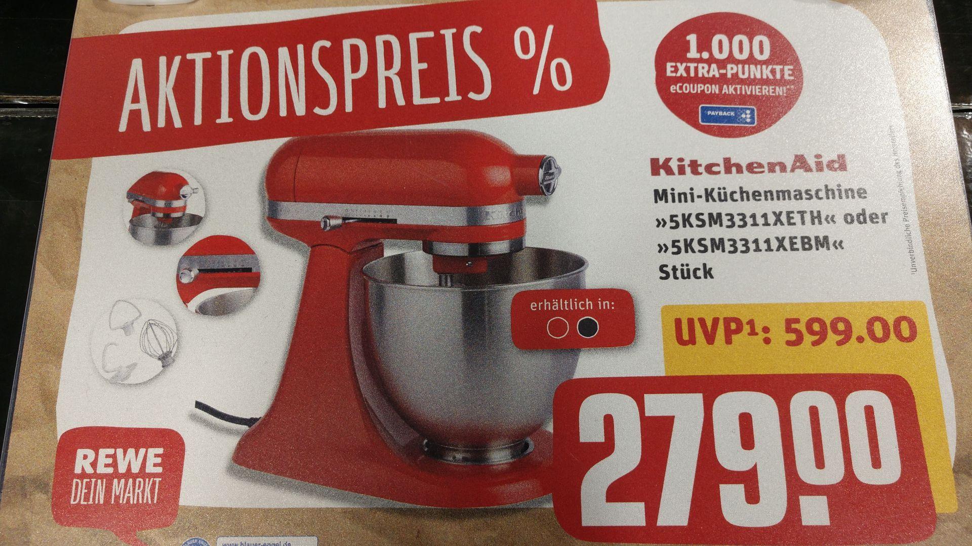 Kitchenaid Mini Kuchenmaschine Rewe Center Hanau Rondo Mydealz De