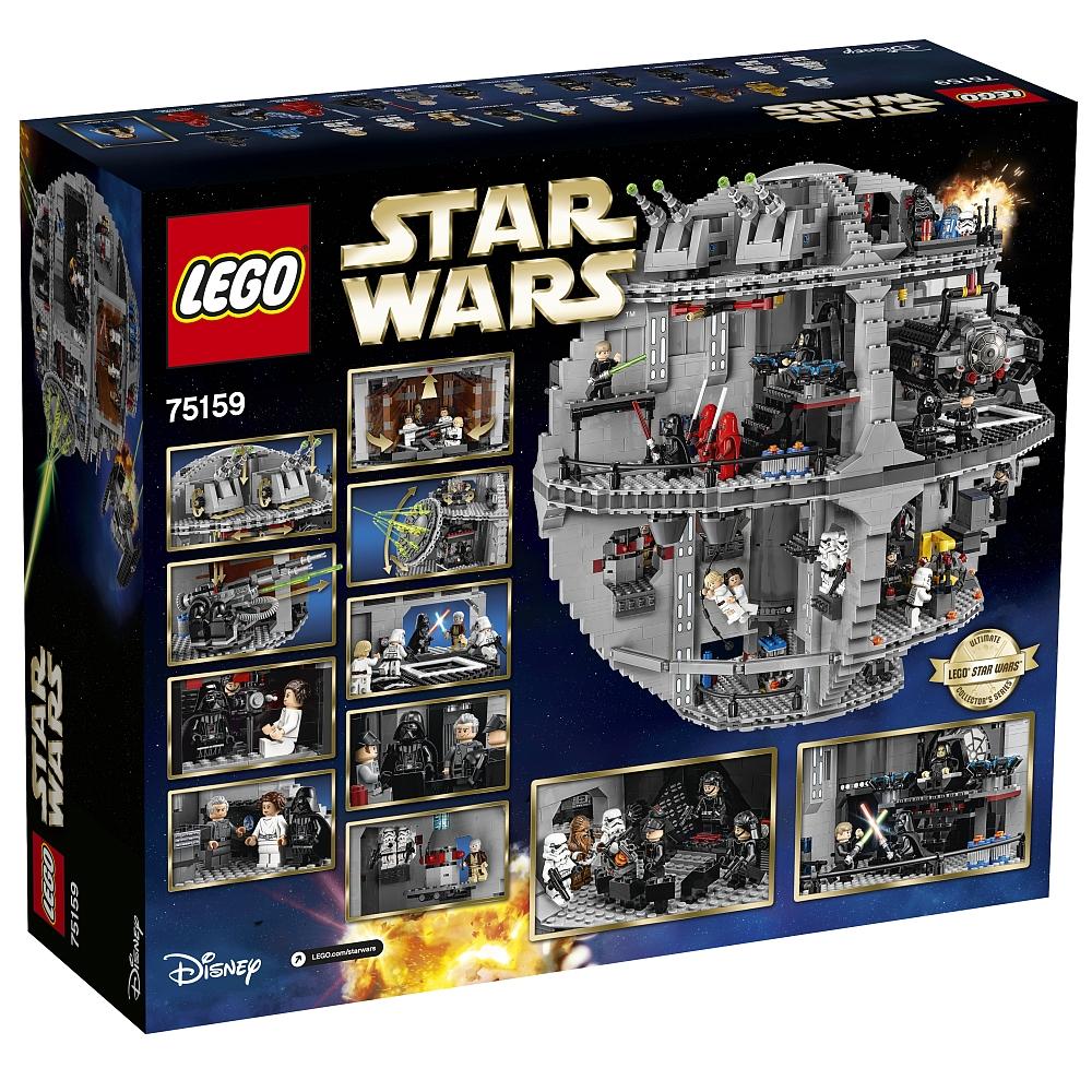 lego star wars todesstern toysrus bundesweit 20 rabatt auf alle lego star wars artikel. Black Bedroom Furniture Sets. Home Design Ideas