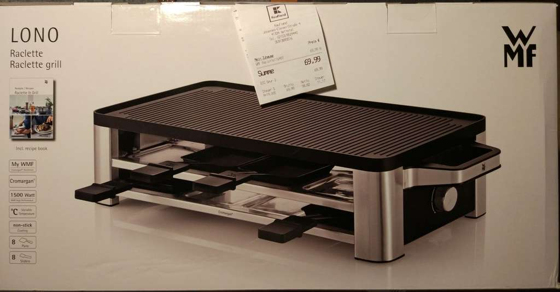 Wmf Elektrogrill Kaufland : Wmf raclette kaufland o2 partner