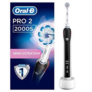 oral b pro 2 2000s sensi ultrathin 10 aufsteckb rsten. Black Bedroom Furniture Sets. Home Design Ideas