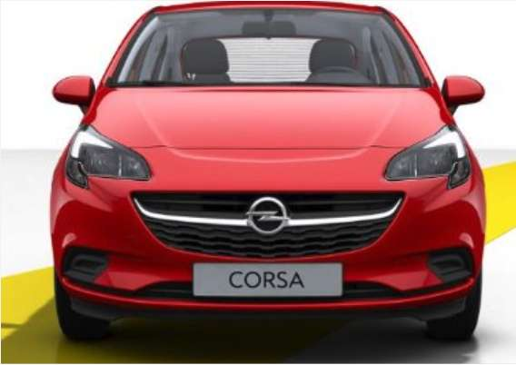 opel corsa e 1 2 cool sound leasing f r 79 euro. Black Bedroom Furniture Sets. Home Design Ideas