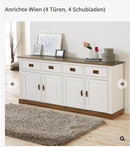 Sideboard Im Landhausstil Bei Danisches Bettenlager Mydealz De