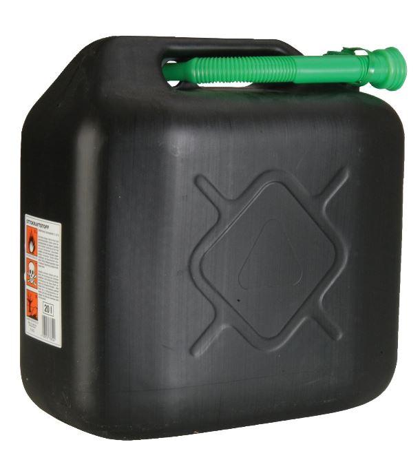 6 st ck kunststoff benzinkanister 20l f r 28 30 mit versand st ckpreis 4 72 bei einzelkauf 5. Black Bedroom Furniture Sets. Home Design Ideas