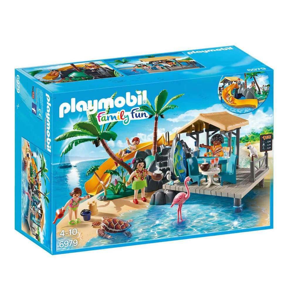 galeria kaufhof playmobil karibikinsel 6979. Black Bedroom Furniture Sets. Home Design Ideas
