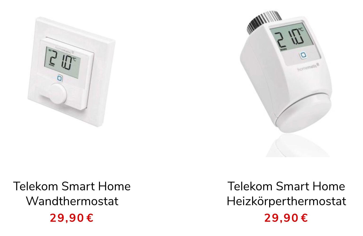 Telekom Eq 3 Wandthermostat Ip Und Weitere Homematic Ip