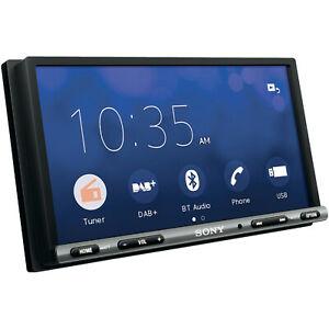 sony xav ax 3005 autoradio 2 din doppel din 55 watt. Black Bedroom Furniture Sets. Home Design Ideas