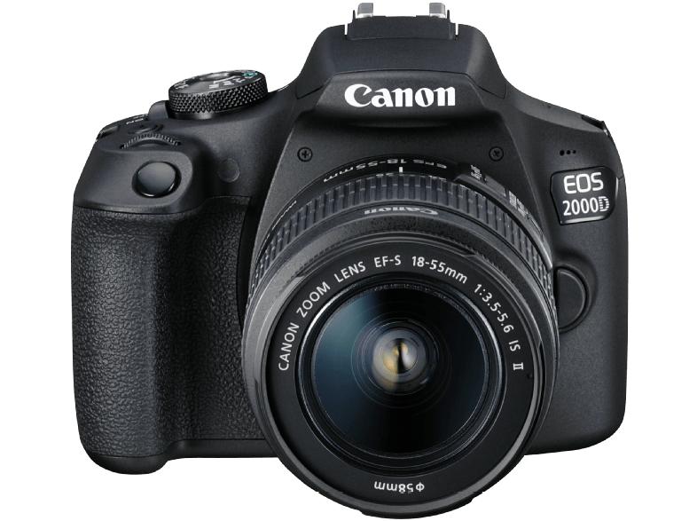 Spiegelreflexkamera Mit Wlan : canon spiegelreflexkamera eos 2000d kit 24 1 mp fhd wlan mit 18 55 mm objektiv ef s is ii ~ Heinz-duthel.com Haus und Dekorationen