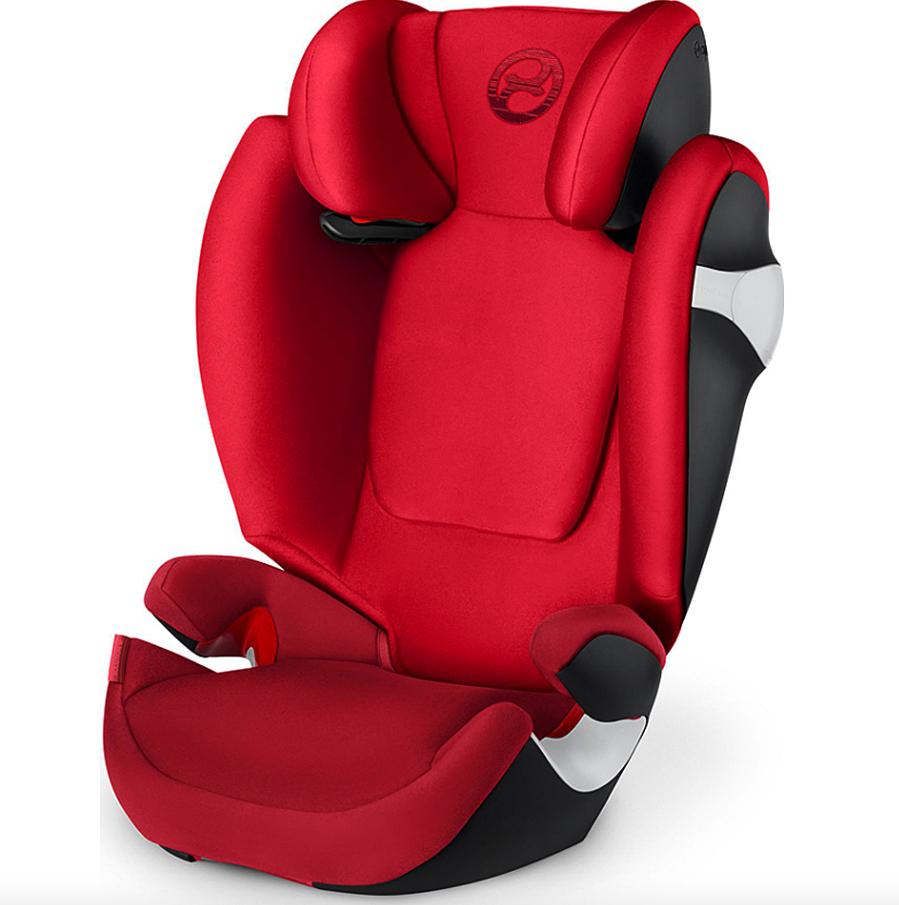 cybex solution m fix kinderautositz gruppe 2 3 15 36kg. Black Bedroom Furniture Sets. Home Design Ideas