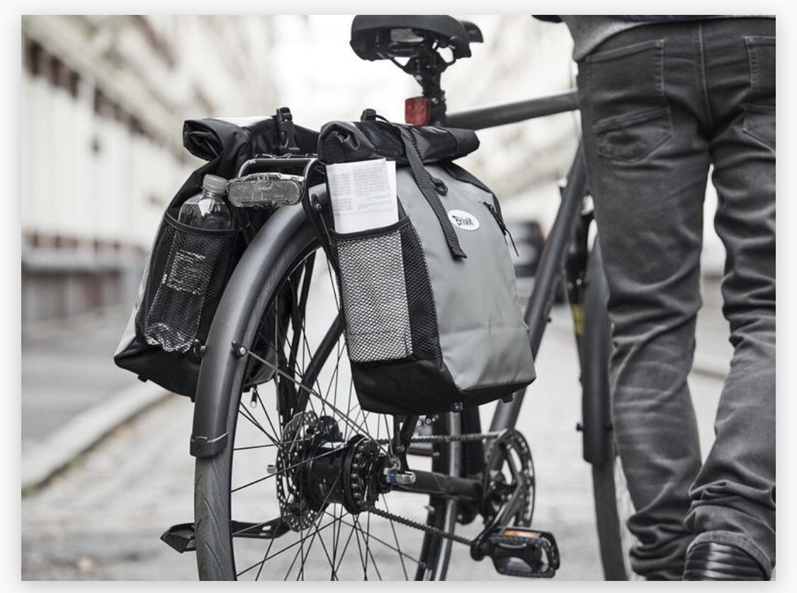 lidl 2er set fahrrad gep cktaschen ideal f r. Black Bedroom Furniture Sets. Home Design Ideas
