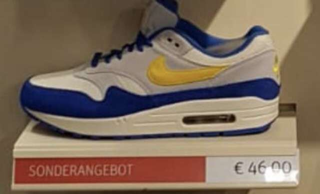 Neumünster Lokal Store Outlet Air Max1 Nike rYrx5Cqw7