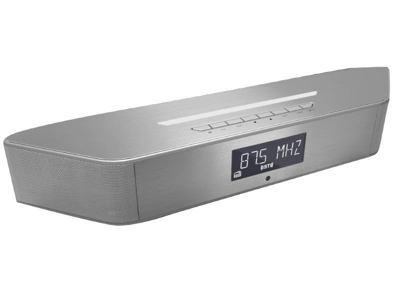soundmaster radio bluetooth wecker mit led licht mediemararkt online. Black Bedroom Furniture Sets. Home Design Ideas