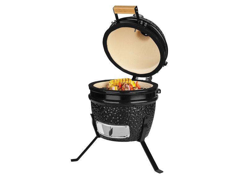 grillchef by landmann keramikgrill grill egg mini kamado. Black Bedroom Furniture Sets. Home Design Ideas