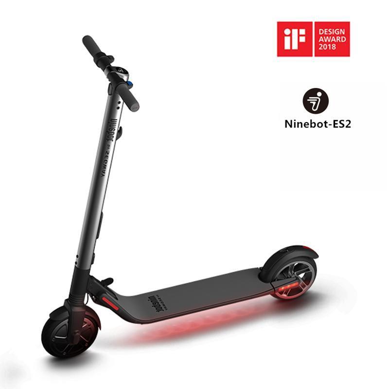 2019 ninebot segway kickscooter es2 e scooter electric. Black Bedroom Furniture Sets. Home Design Ideas