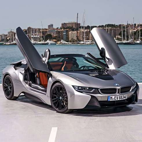 Bmw I8 Roadster 374 Ps Mtl 649 24 Monate Ez 0418 Privat