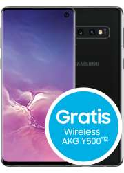 samsung galaxy s10 und kopfh rer akg y500 im vodafone. Black Bedroom Furniture Sets. Home Design Ideas
