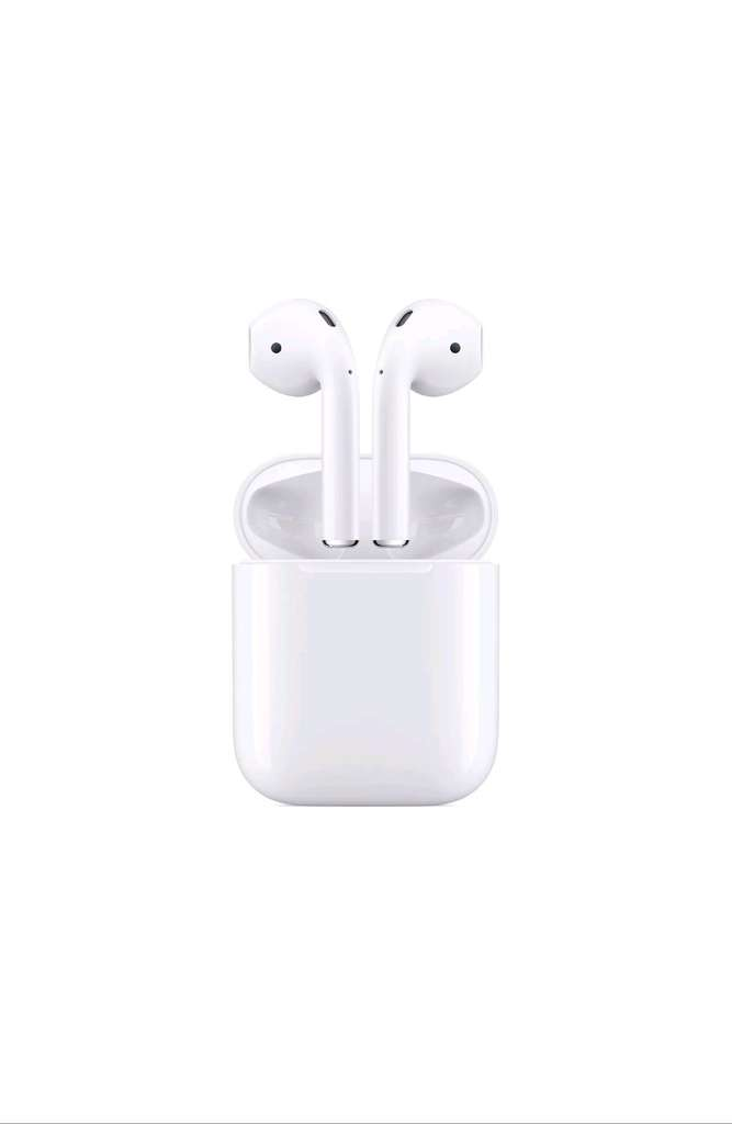 apple airpods 1 generation neu ebay wow. Black Bedroom Furniture Sets. Home Design Ideas