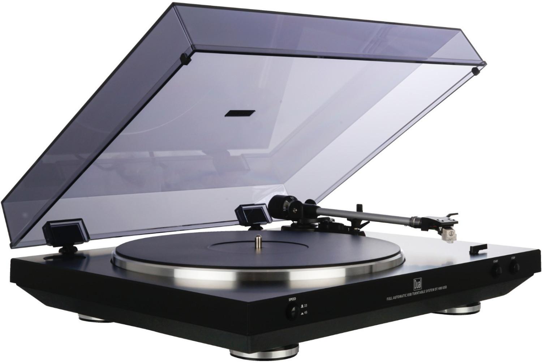 Bearbeitung von 45 U/min Schallplatten