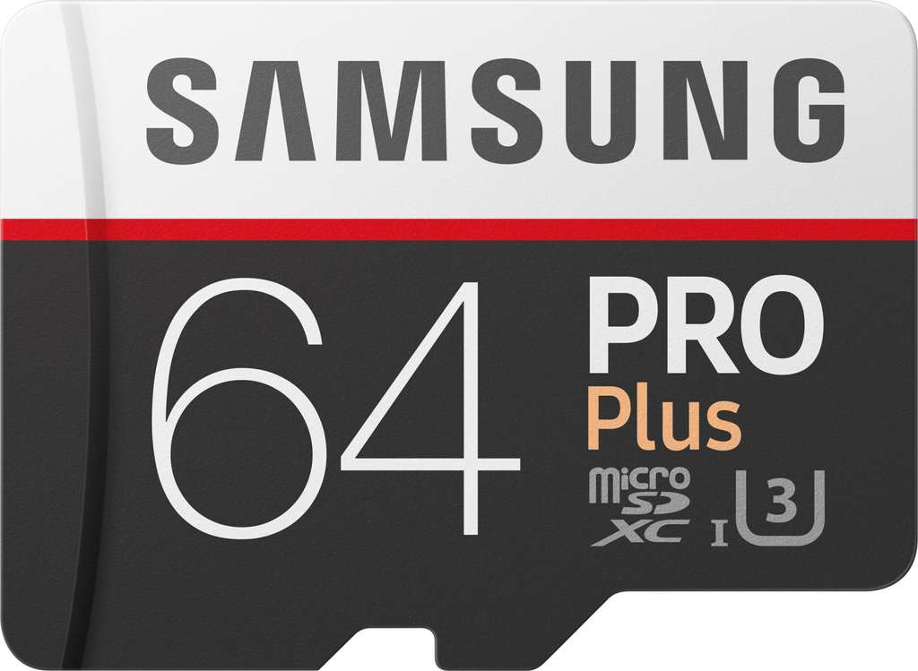mediamarkt samsung pro plus micro sdxc 64gb bis zu 100mb. Black Bedroom Furniture Sets. Home Design Ideas