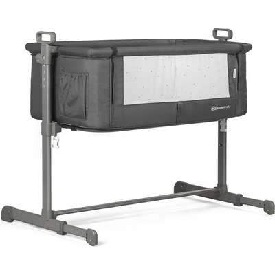 kinderkraft neste 2in1 beistellbett mit matratze babybett reisebett. Black Bedroom Furniture Sets. Home Design Ideas