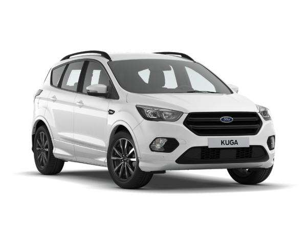 privat und gewerbeleasing ford kuga st line automatik. Black Bedroom Furniture Sets. Home Design Ideas