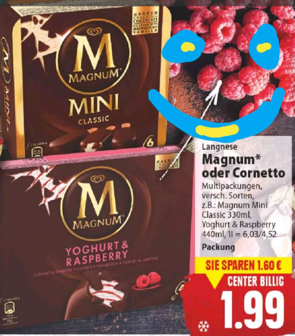 Magnum Angebot