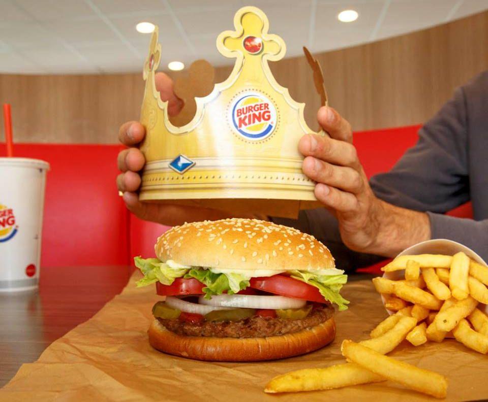 Burger King Gutscheine August
