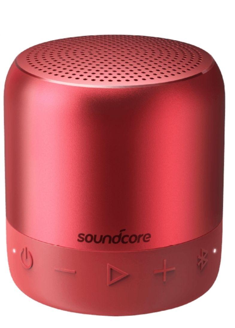 media markt anker soundcore 2 mini red blau. Black Bedroom Furniture Sets. Home Design Ideas