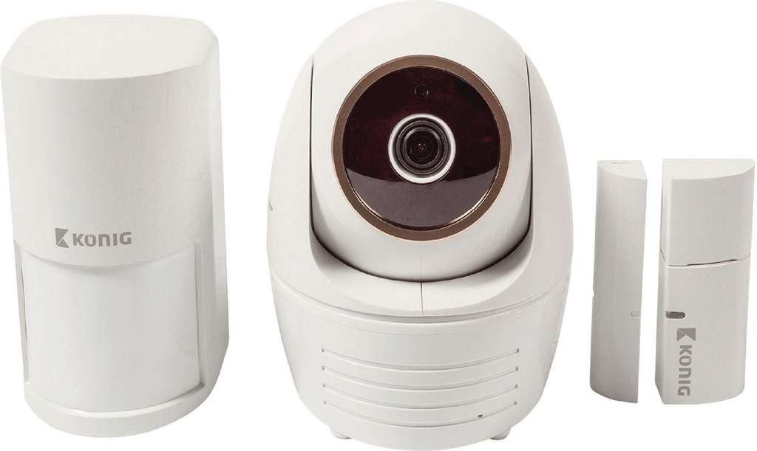 k nig sas setipc011w wlan ip berwachungskamera set full. Black Bedroom Furniture Sets. Home Design Ideas